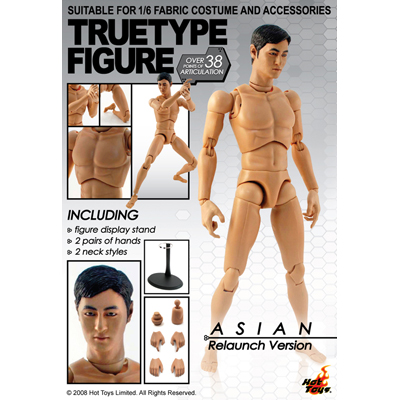 True Type Figure - Normal Relaunch Version