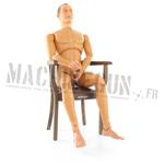 Jürgen nude body