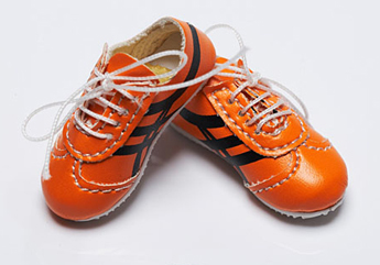 Chaussures Casual Homme (Orange)