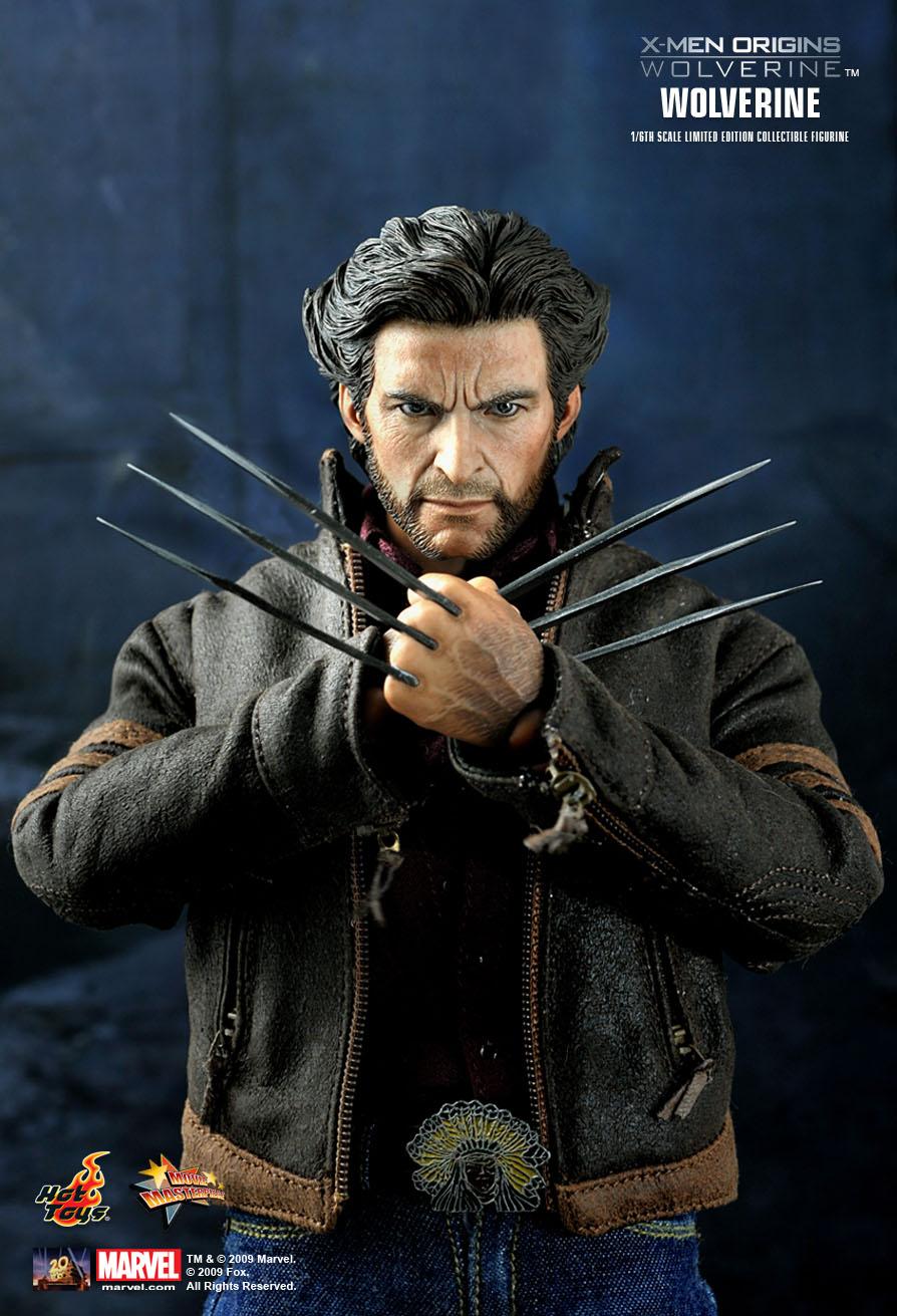 X men origins wolverine - Wolverine cgi ...