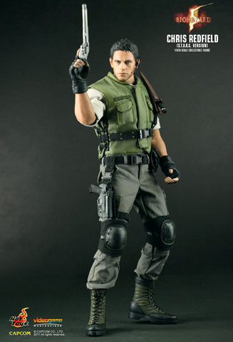 Bio Hazard 5 - Chris Redfield (S.T.A.R.S. Version)