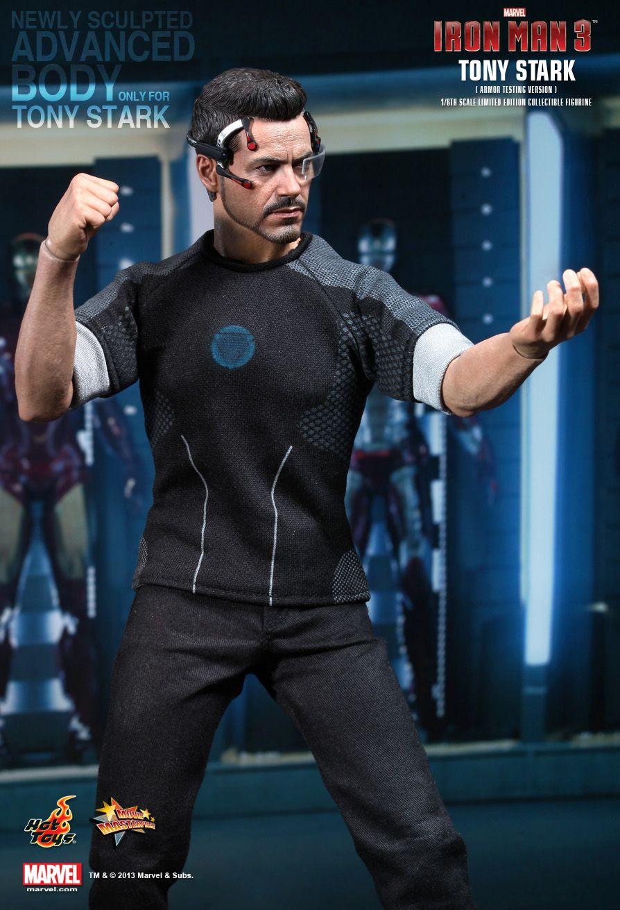 Iron Man 3 - Tony Stark (Armor Testing Version)
