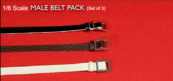Male Belts Set