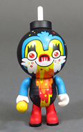 BlowUpDolls : Series 3 - Hurley Magic Vomit Mouth