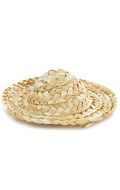 Straw Hat (Beige)