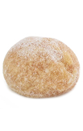 Small Cereals Round Bread (Beige)