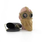 LTN gas mask with box weathered