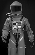 2001 : A Space Odyssey - Spacesuit Discovery Astronaut