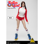 Set Roller Girl (Rouge)