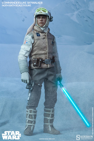 Commander Luke Skywalker - Hoth