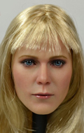 Caucasian woman headsculpt (Blond)