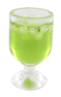 Apple juice glass (Type B)