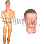 Heinz Guderian nude body