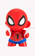 Mini Munny - Spider-Man