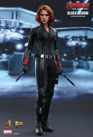 Avengers : Age Of Ultron - Black Widow