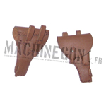 Tokarev TT M1930 holster (brown leather) sold by one