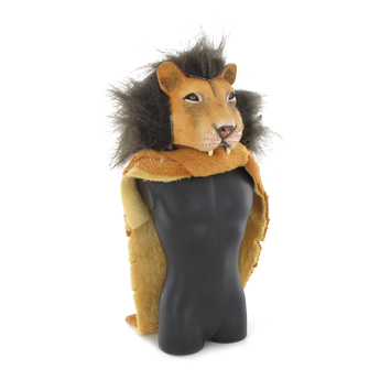 Peau de lion de Signifer romain