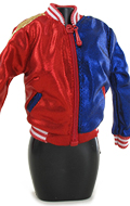 Property Of Joker Female Jacket (Red)