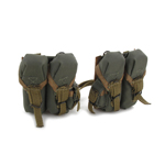 AK-74 Double Magazine Pouch (Olive Drab)