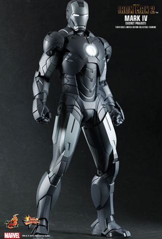 Iron Man 2 - Iron Man Mark IV (Secret Project)