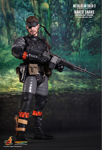 Metal Gear Solid 3 - Naked Snake