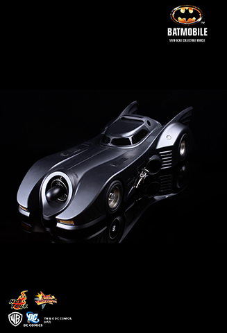 Batman (1989) - Batmobile