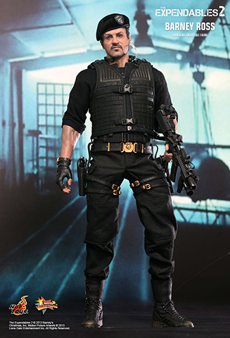 The Expendables 2 - Barney Ross