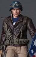 Captain America - Captain America (Rescue Uniform)