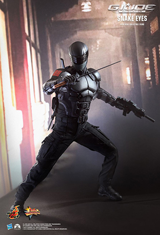 G.I. Joe Retaliation - Snake Eyes