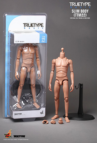 True Type Basic - Slim Body