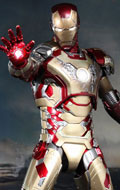 Iron Man 3 - Mark XLII Diecast