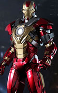 Iron Man 3 - Mark XVII Heartbreaker