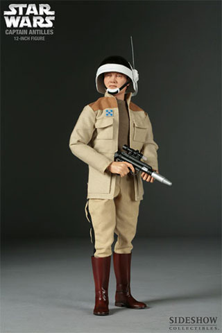 Star Wars - Captain Antilles