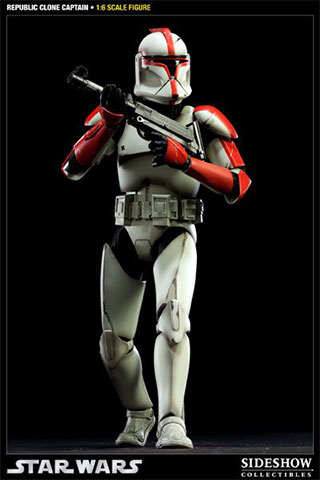 Star Wars - Republic Clone Captain