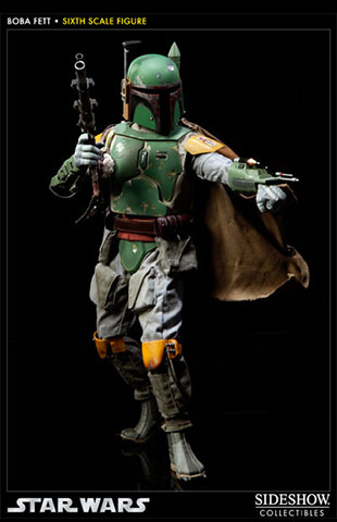 Boba Fett (Bounty Hunter Version)