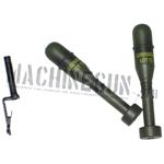 Grenades à fusil antichar M9A1 avec manchon lance grenades M7