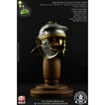 Museum Collection - Casque Roman Imperial Gallic Model H Die Cast (Silver Version)