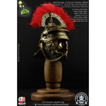 Museum Collection - Casque Centurion Roman Imperial Gallic Model H Die Cast (Bronzed Version)