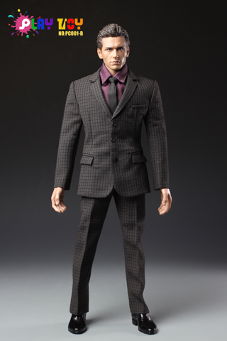 Set costume Homme (Marron)