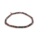 Mama San Neckless (Black)