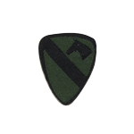 Patch First Cavalry (Olive Drab)