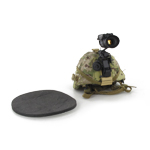 Mich 2000 Helmet with AN/PVS-14 NVG (Multicam)