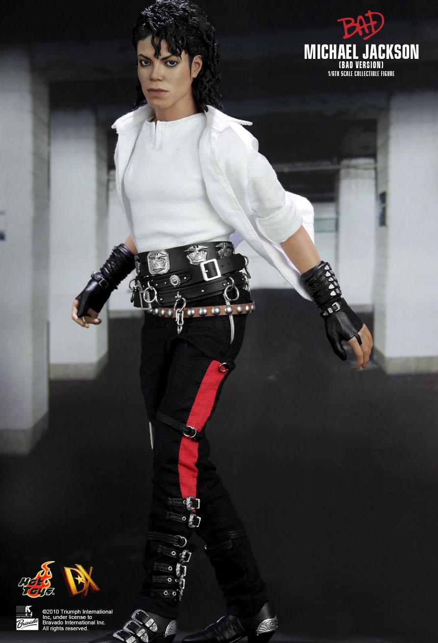 Michael jackson bad for Jackson toys