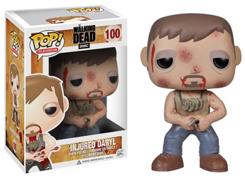 The Walking Dead - Injured Daryl