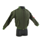 Blouson Bomber Flight Jacket MA-1 (Olive Drab)