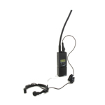 PRC-148 Radio with Tactical Throat Mic/U94 Submersible Gen3 PTT (Black)