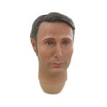 Mads Mikkelsen Headsculpt