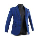 Veste de costume (Bleu)