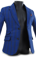 Suit Jacket (Blue)