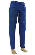 Suit Pants (Blue)